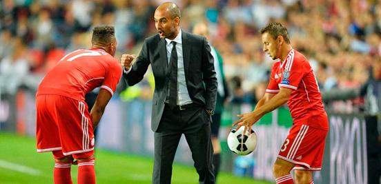 30/09/13 – Bayern Munich