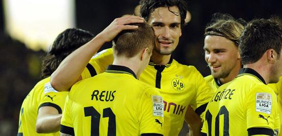 10/07/13 – Borussia Dortmund