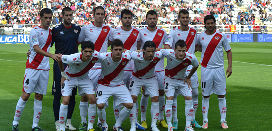 11/08/13 – Rayo Vallecano