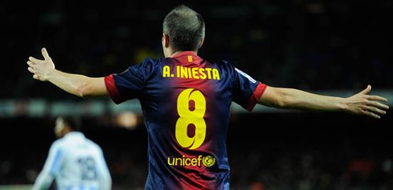 17/05/13 – Andrés Iniesta