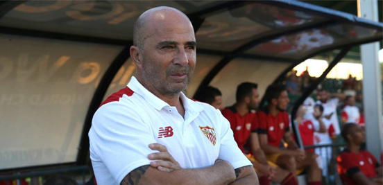 New Sevilla manager Jorge Sampaoli has enjoyed a very strong start at the club.