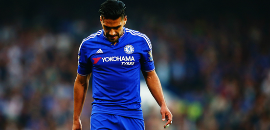 Going to Chelsea proved to be a move that came at the wrong time for Falcao, following his long spell out injured and then not playing regularly at Man Utd.