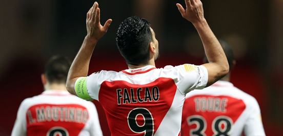 Since returning to Monaco from two loan spells in England, Falcao's hit peak form in front of goal once again - but his record in Europe has always been incredible.