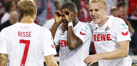 If FC Köln are to get anything against Gladbach then Modeste, their best player and one of the Bundesliga's top goalscorers, is likely to play a big part.
