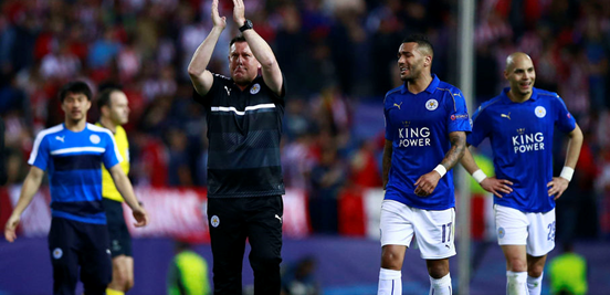 Leicester's results have improved significantly since Craig Shakespeare replaced Claudio Ranieri, but their style has very much gone back to what it was like last season. And just like Atleti, they aren't a side who try too hard to dominate the ball.