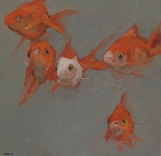 McGauley Five Goldfish