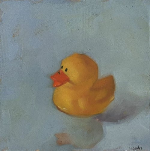 Rubber Duck — sharon mcgauley