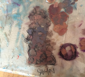 Skin (original sketch)