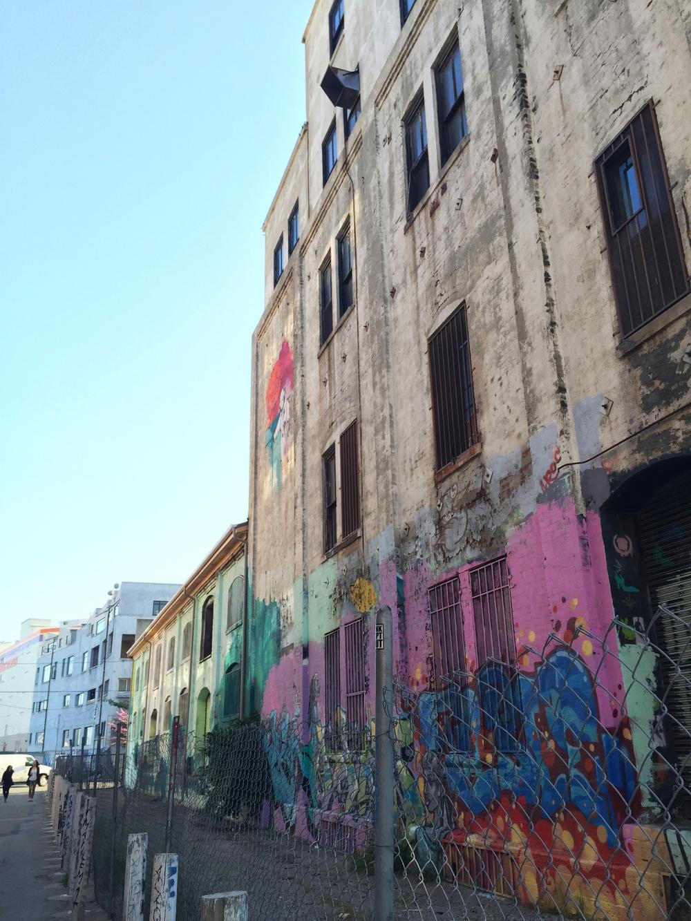 LA Arts District