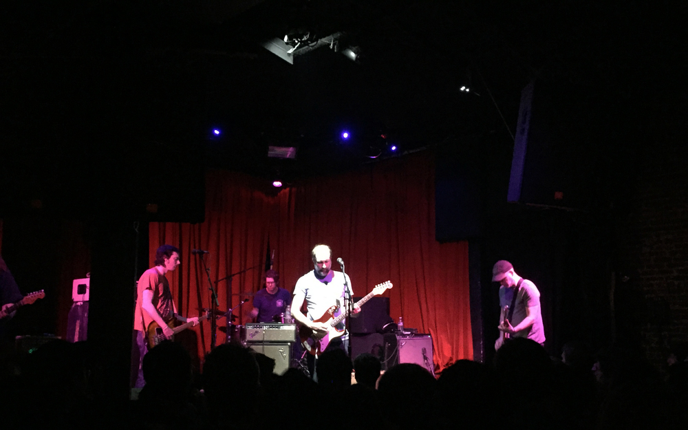 Built to Spill in San Luis Obispo