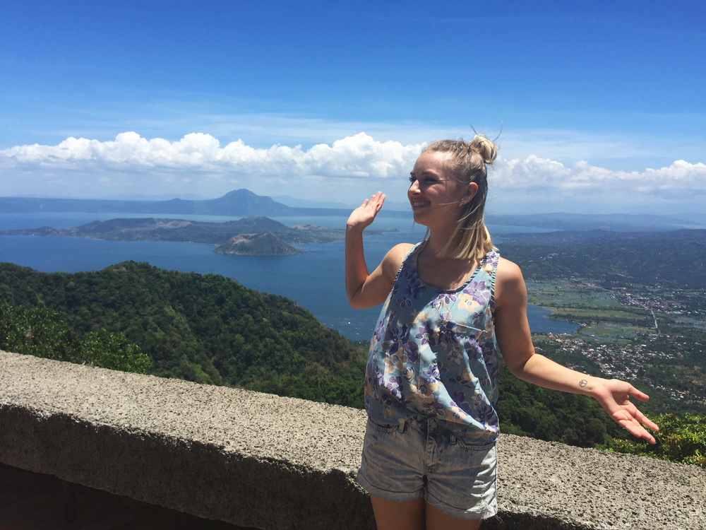 Taal Lake Volcano, Tagaytay, Philippines