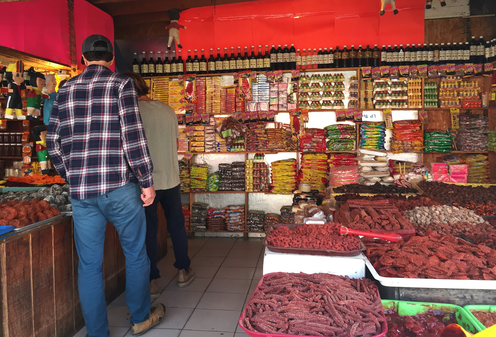 Candy in Mexico