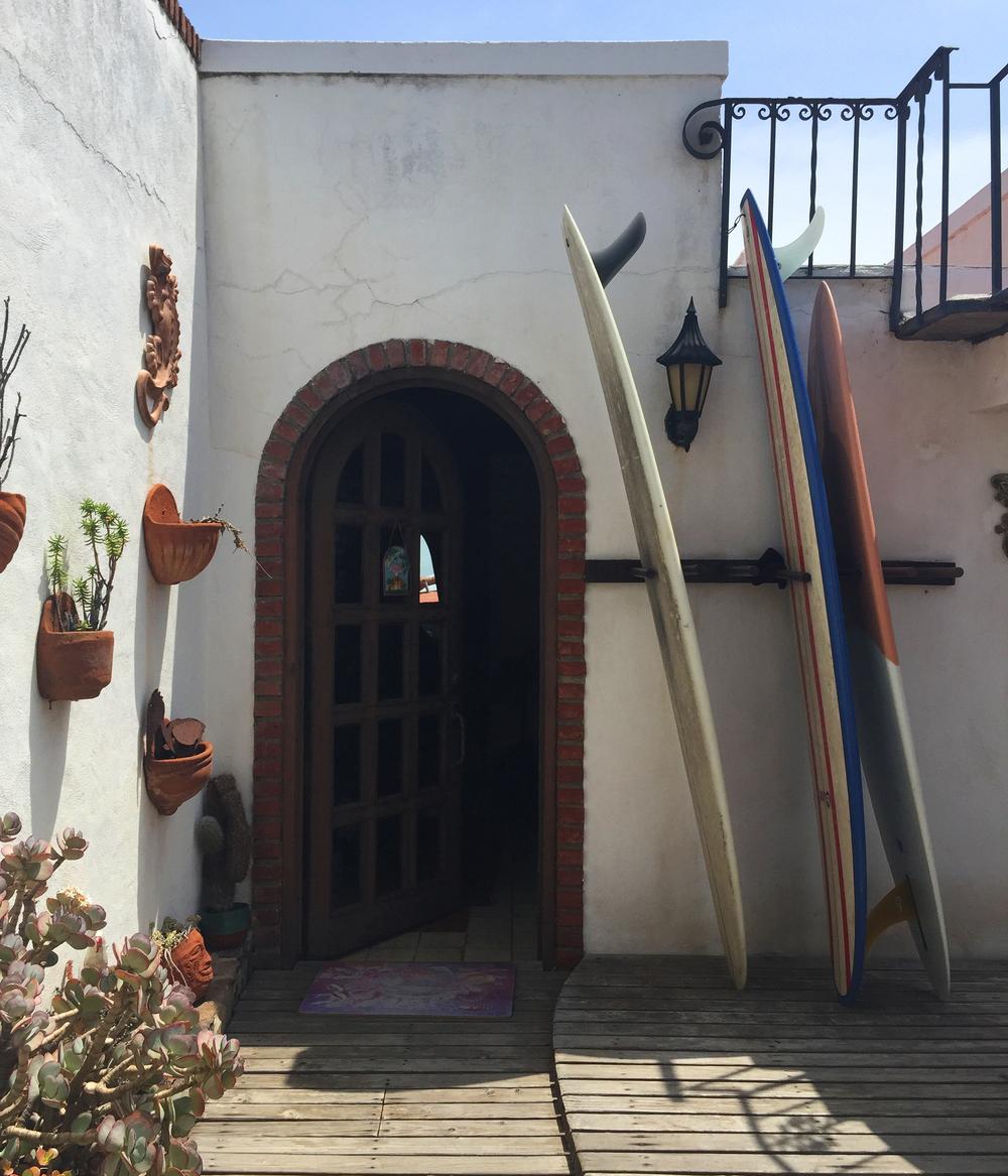 Las Gaviotas in Mexico