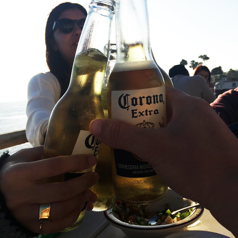 Cheers to Rosarito, Mexico