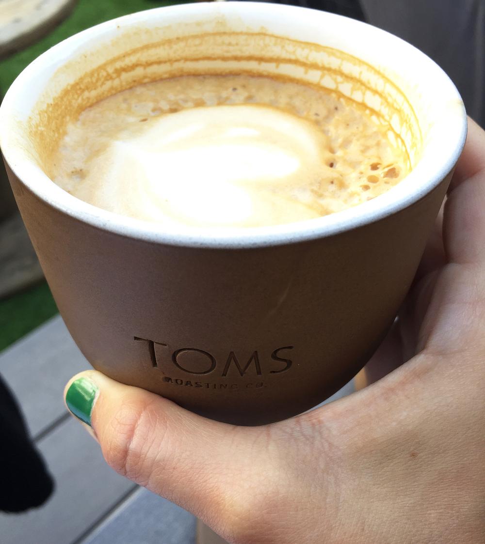 Toms in Venice Beach, CA
