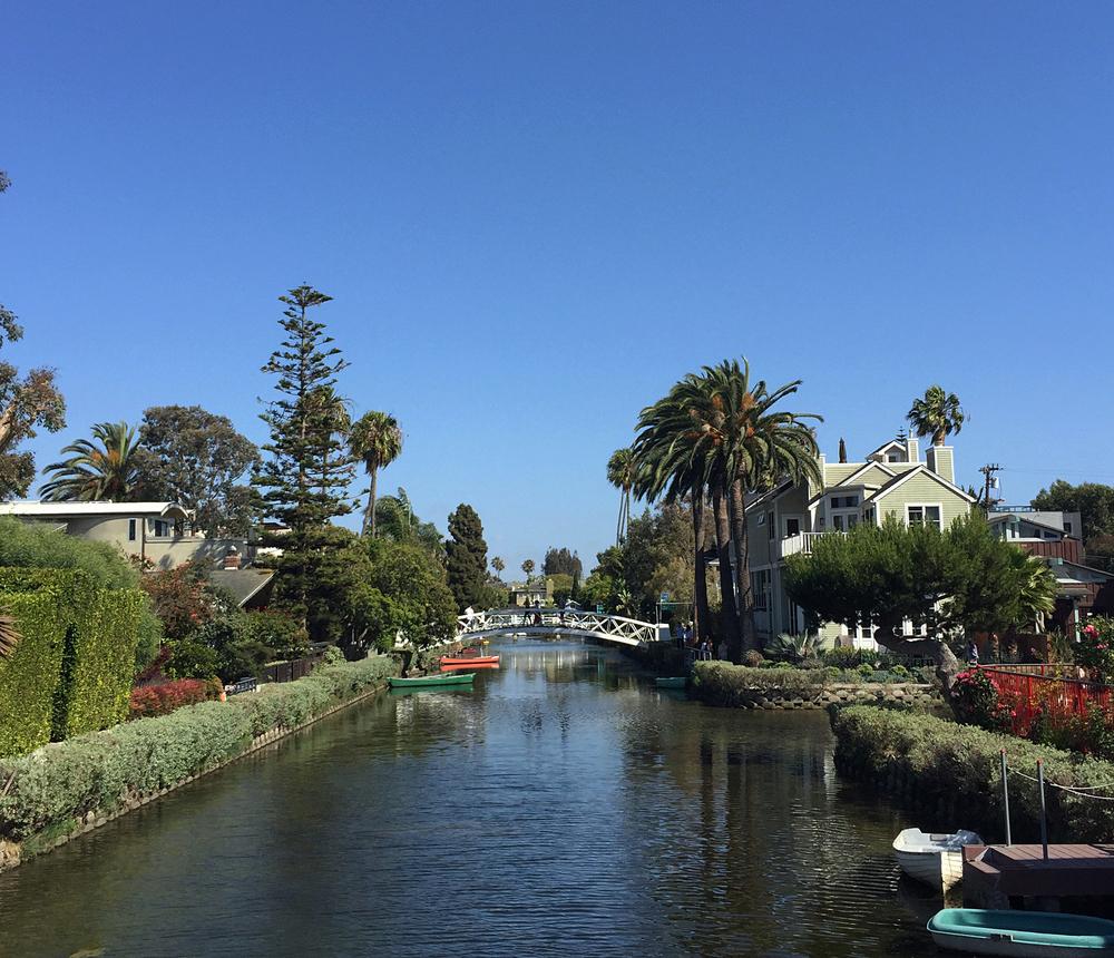 Venice Canals, CA