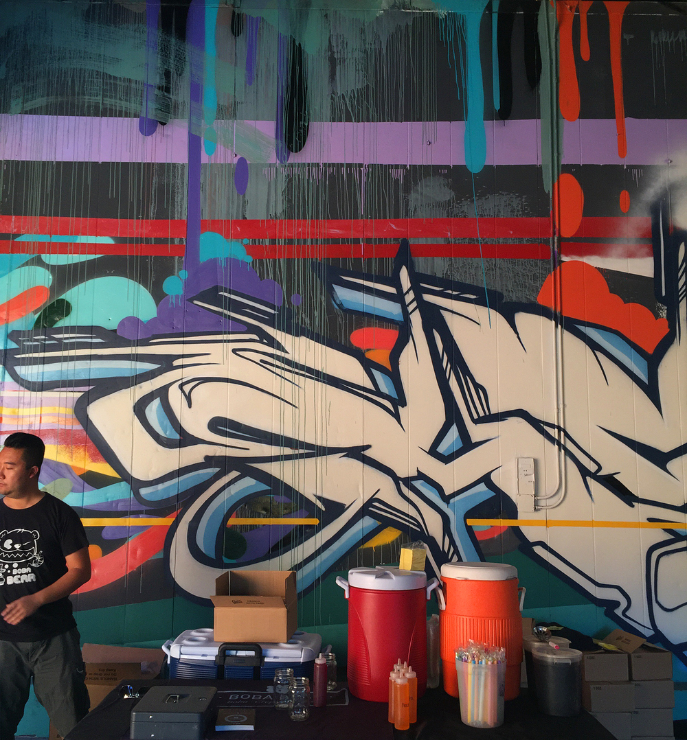 The Container Yard, LA