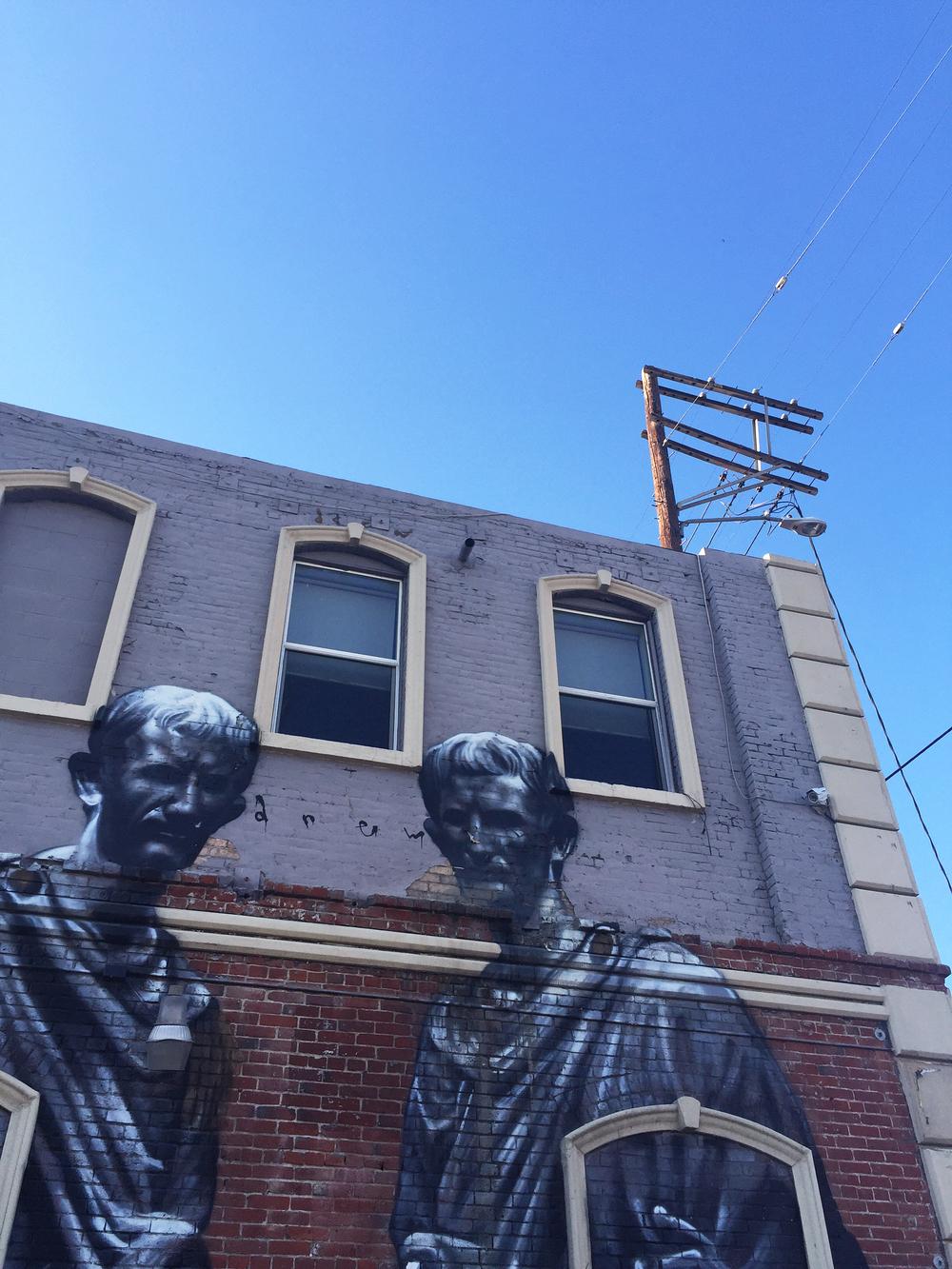 The Arts District, LA