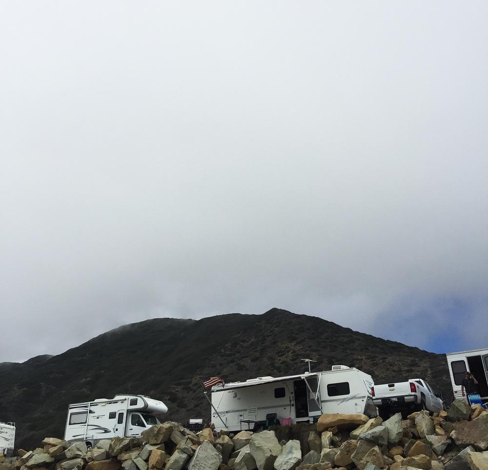 Camping in Ventura, CA