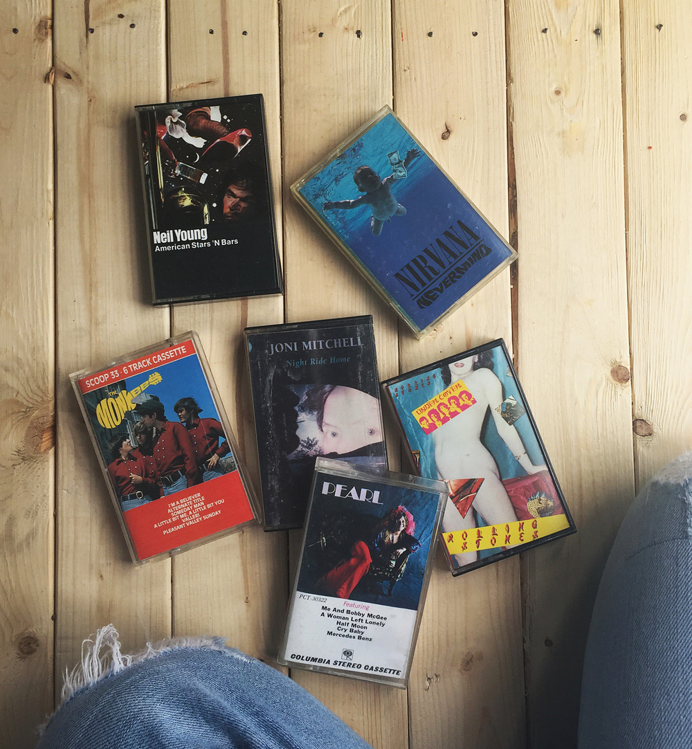 Tapes for the road