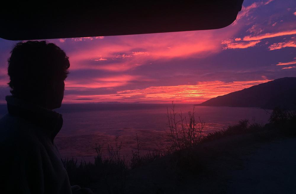 Van Life in Big Sur, CA