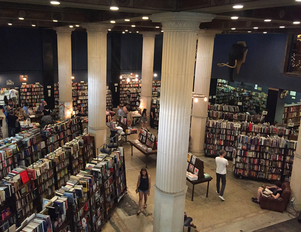 The Last Book Store, Los Angeles