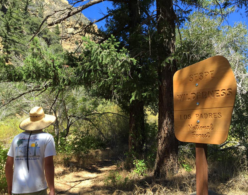 Potrero John Trail, Ojai