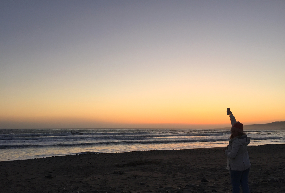 Cheers to the sunset at Jalama Beach County Park