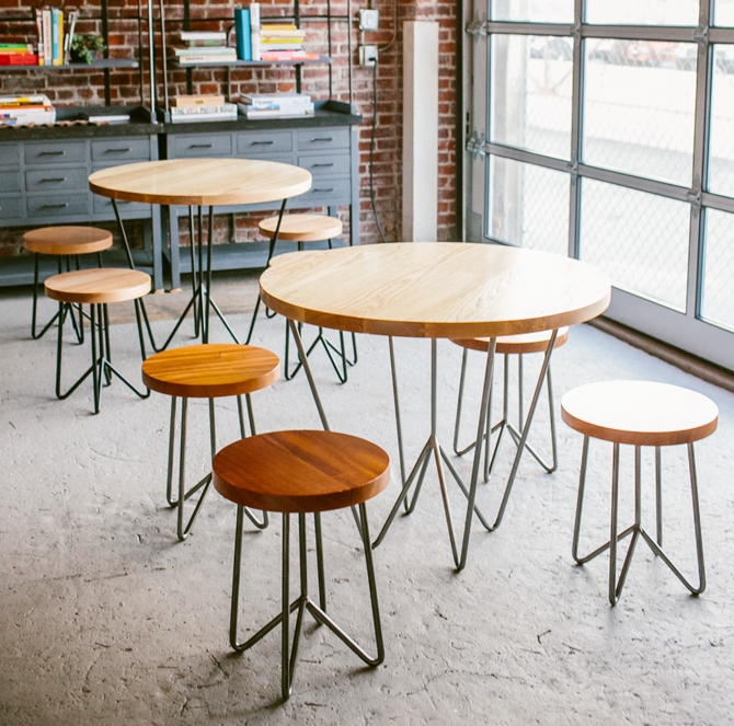 Yeah Rentals Cafe Tables & Stools
