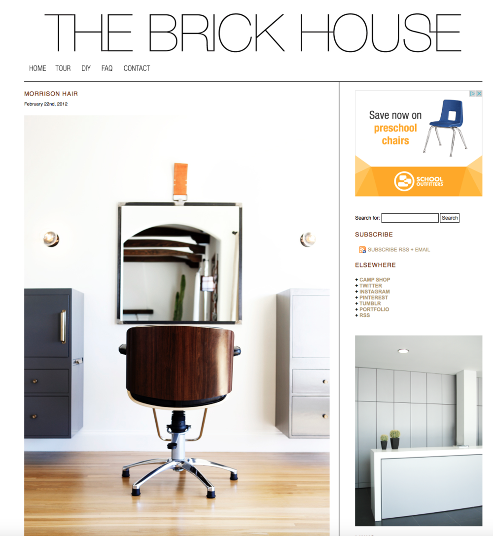 The Brick House | February 2012