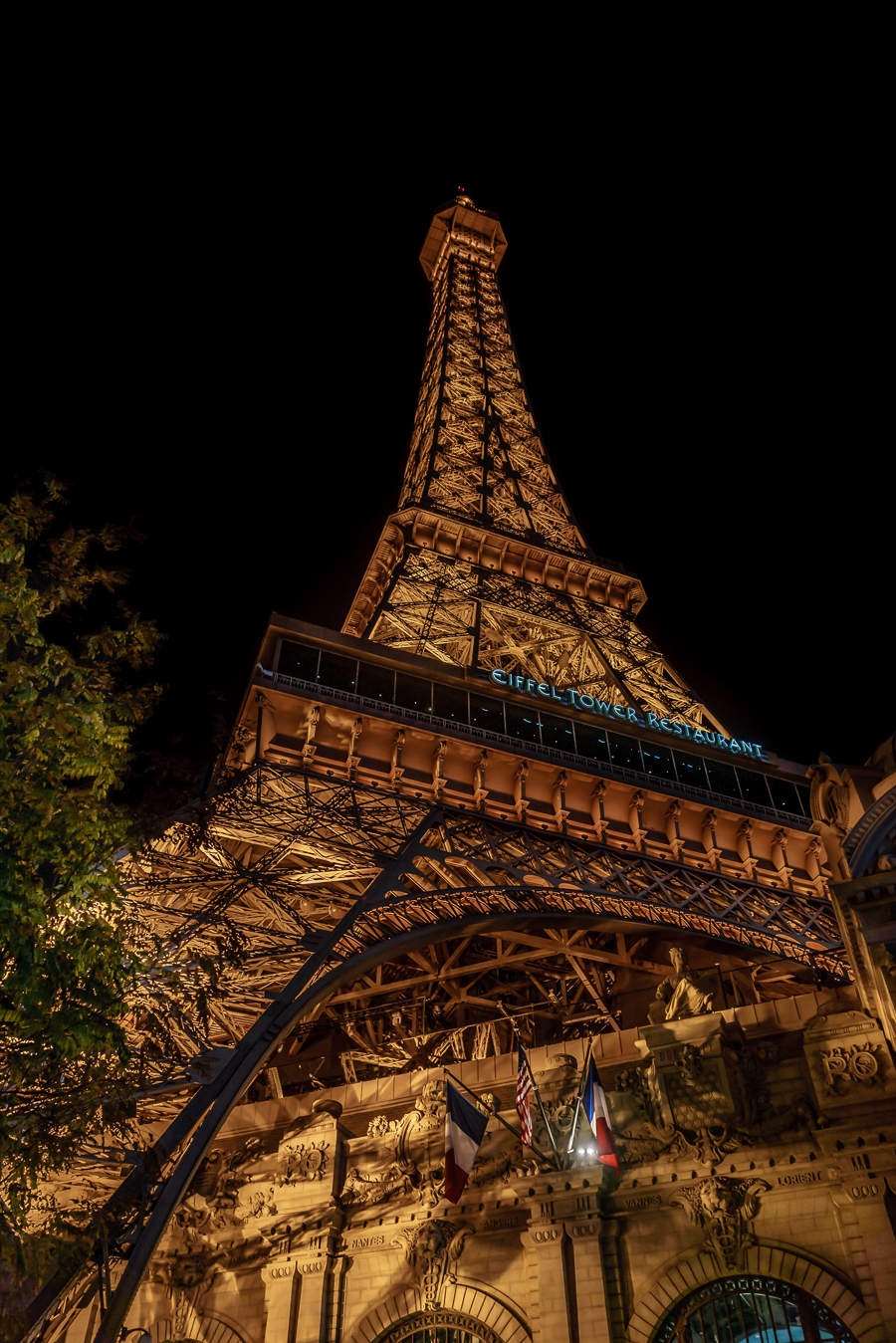 Eiffel Tower Las Vegas