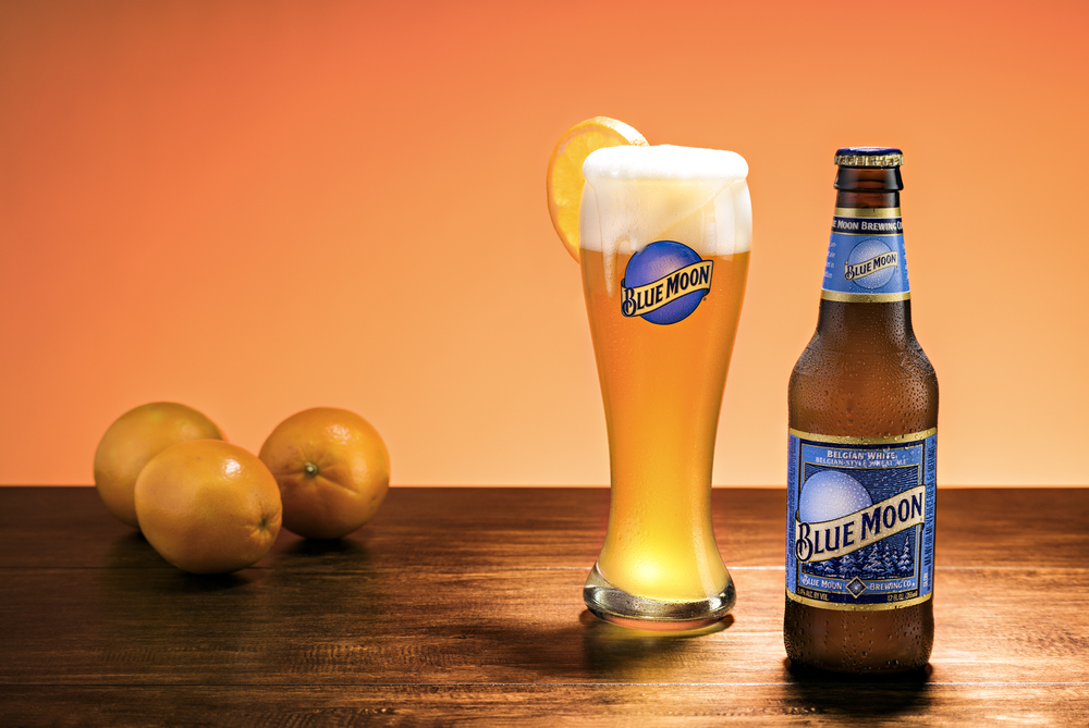 Blue Moon Belgian White Beer