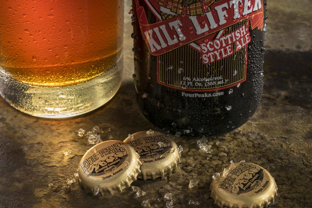 Four Peaks Kilt Lifter Beer