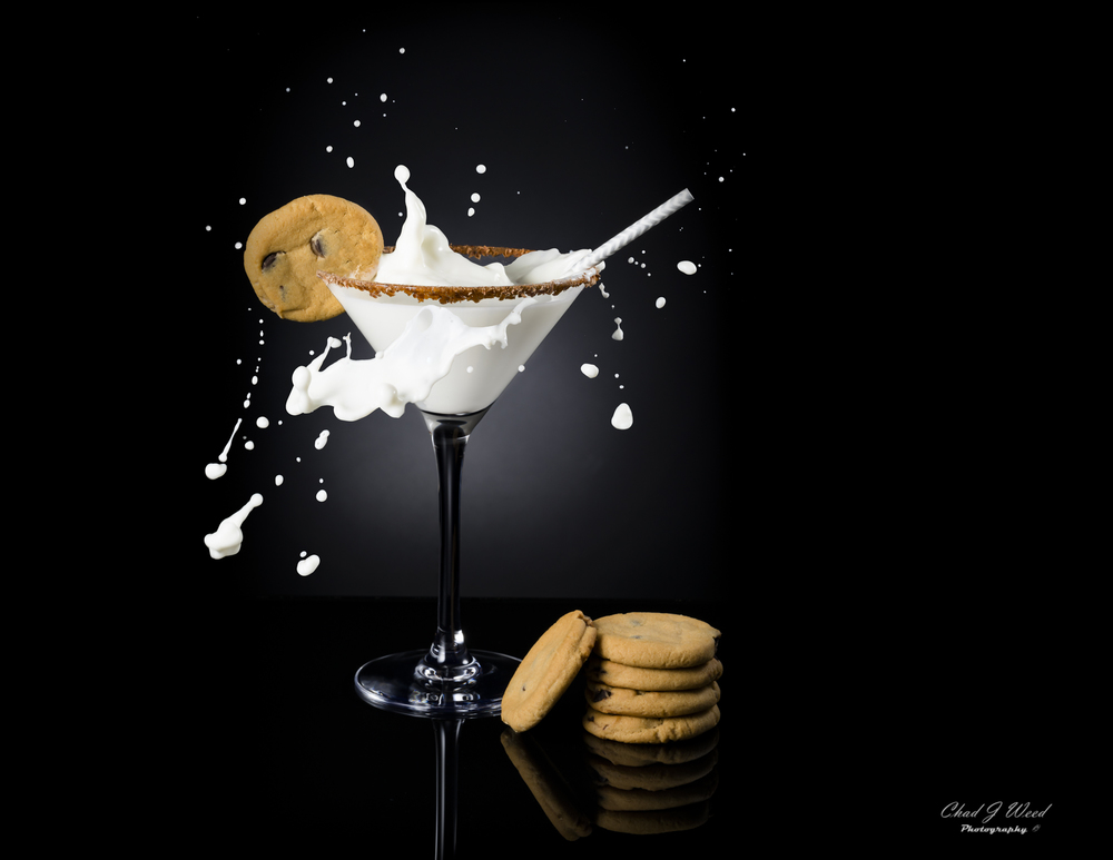 Milk and Cookies by Arizona Commercial Photographer Chad J Weed www.chadjweed.com