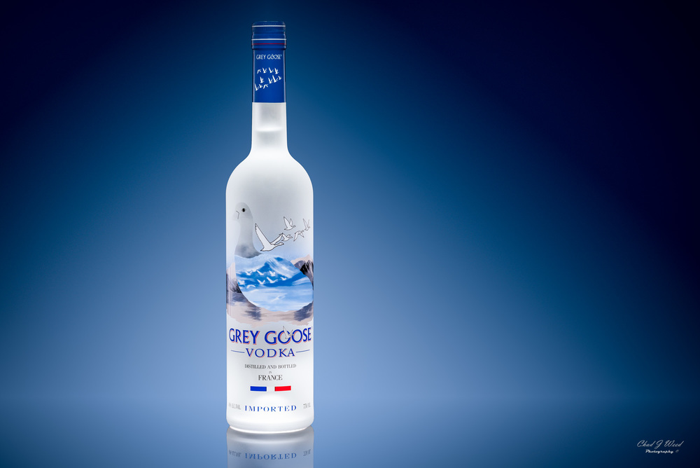 Grey Goose Vodka | Arizona Commercial Beverage Photographer