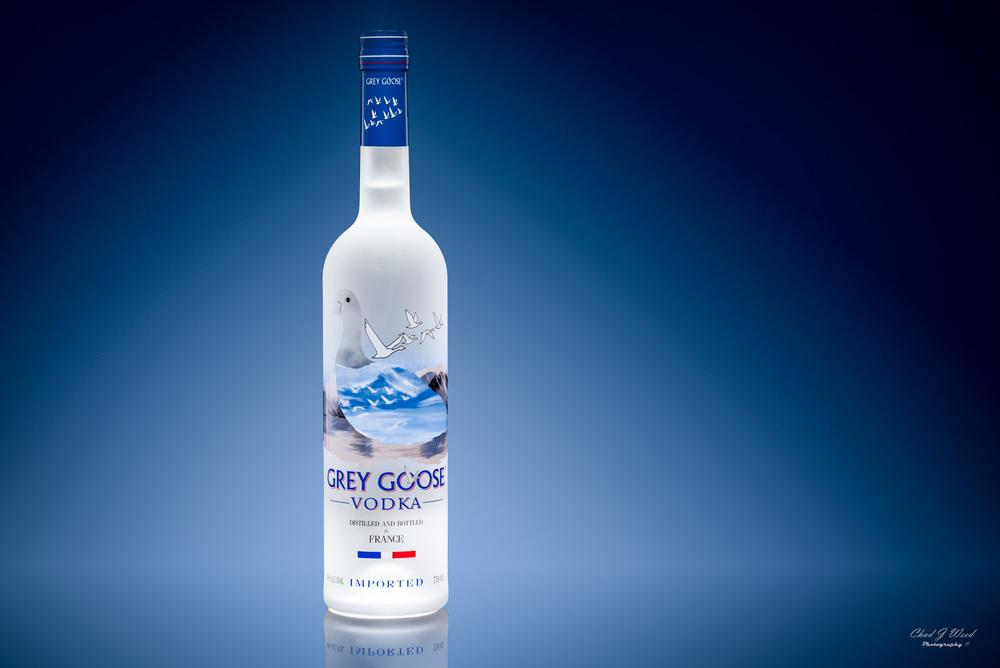 Grey Goose Vodka | Arizona Commercial Beverage Photographer