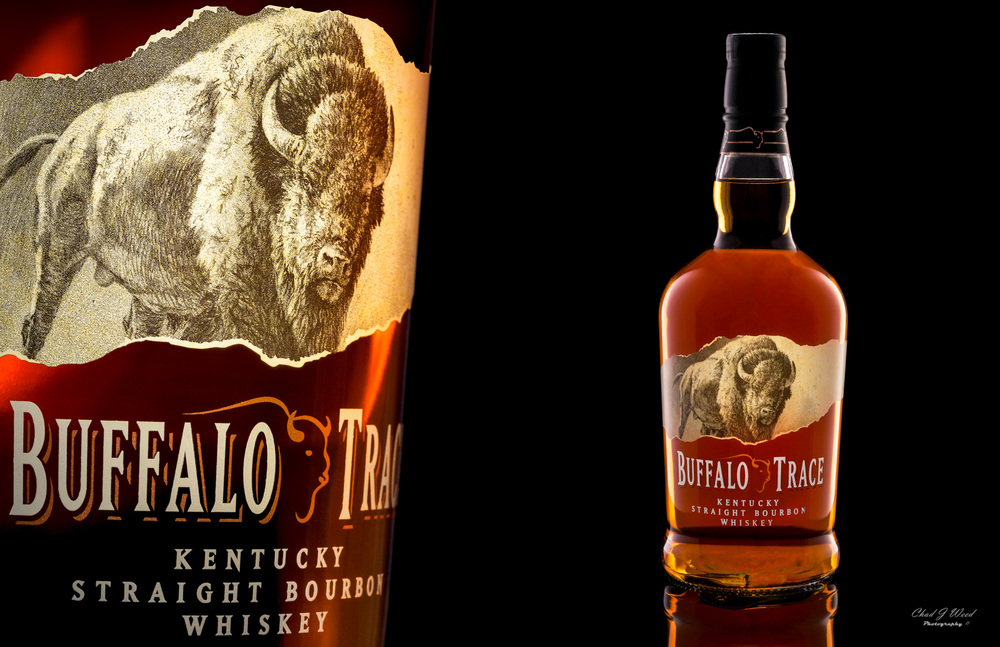 Buffalo Trace Bourbon by Arizona Commercial Beverage Photographer Chad J Weed