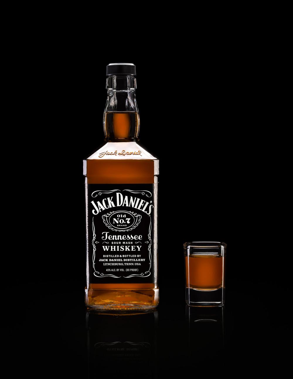 Shot Of Jack