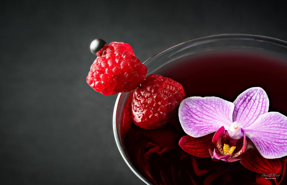Dee's Martini by Arizona Commercial Beverage Photographer Chad J Weed