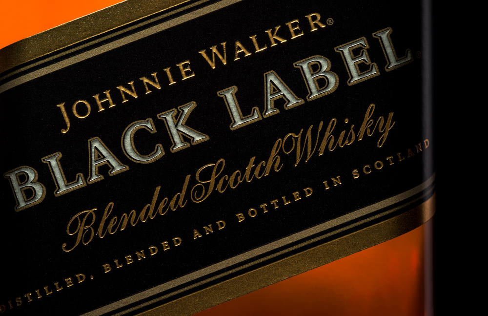 Johnnie Walker Black Label Bottle
