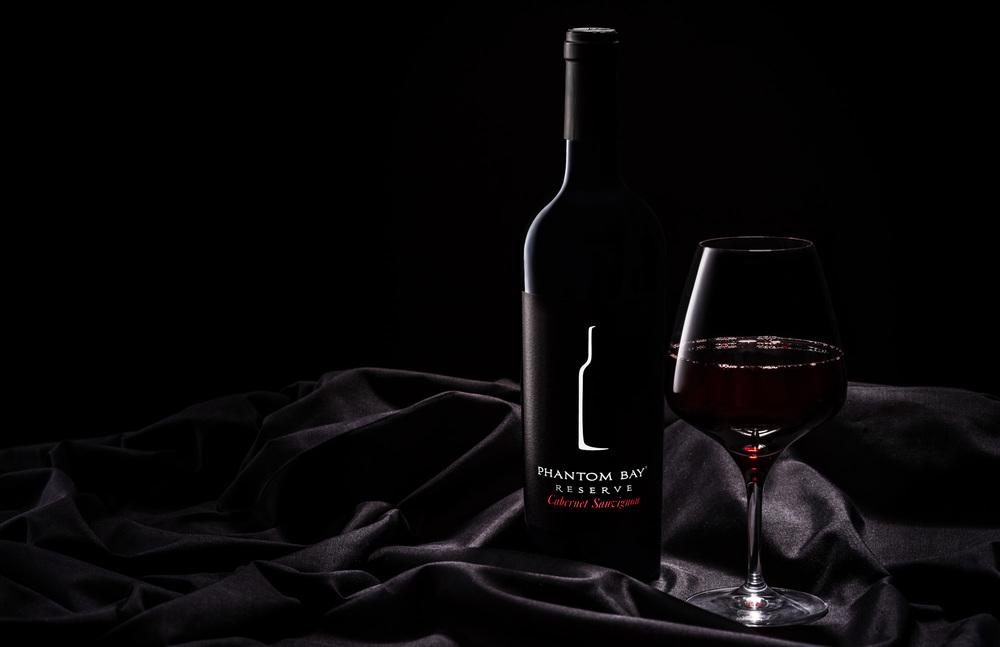 Phantom Bay Cabernet Wine