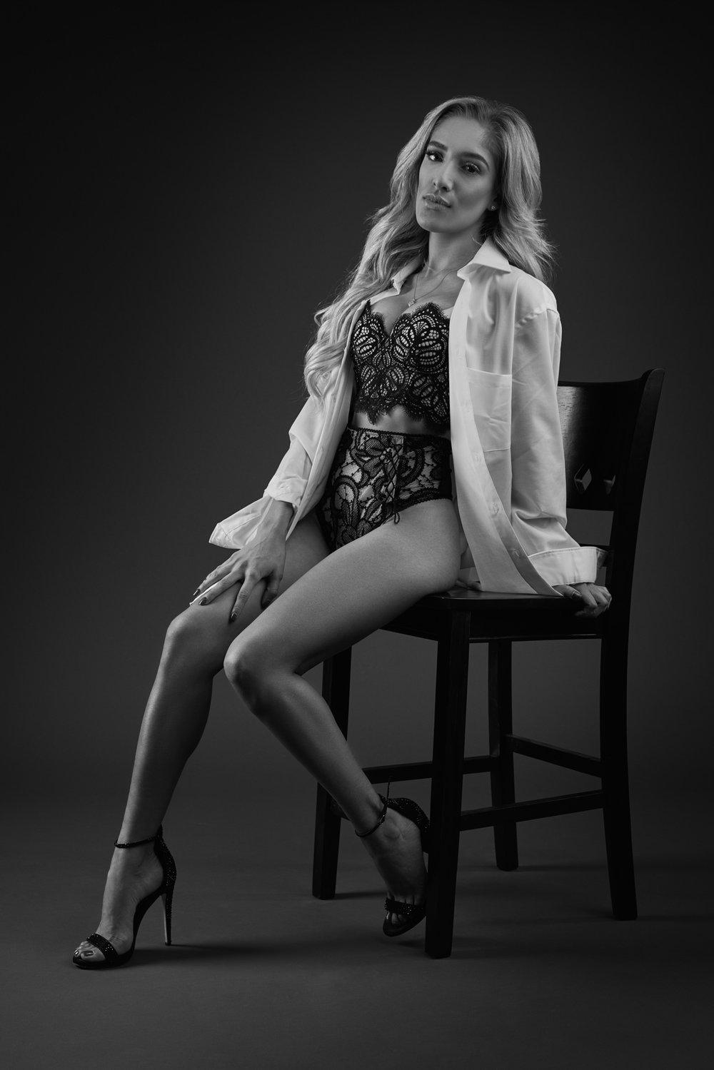 Jasmine Fashion Model by Arizona Fashion Portrait Photographer Chad Weed