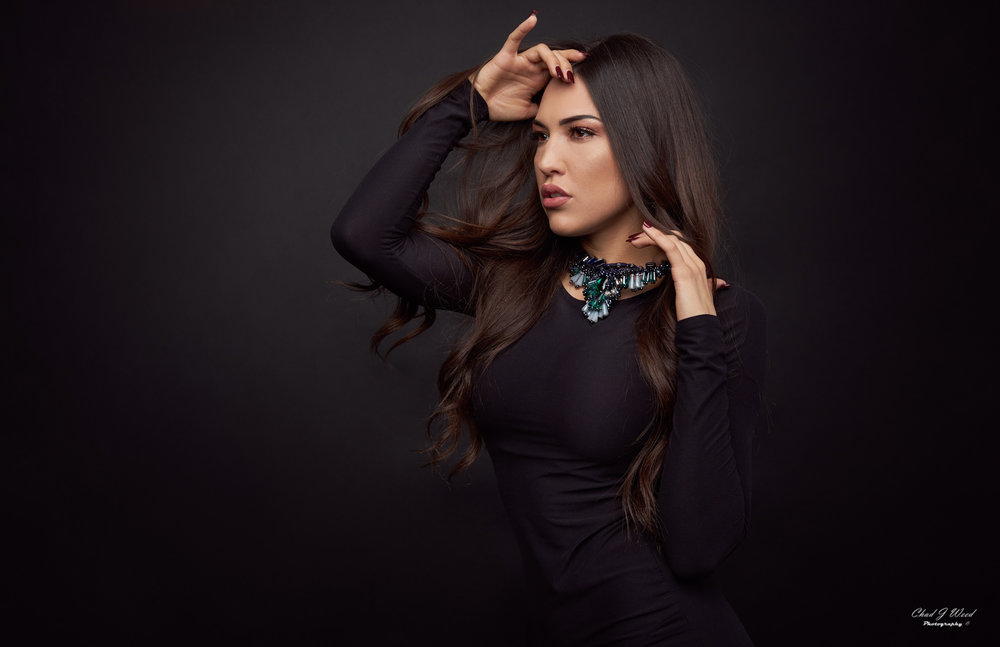 Model Kaylee by Arizona Fashion Photographer Chad Weed