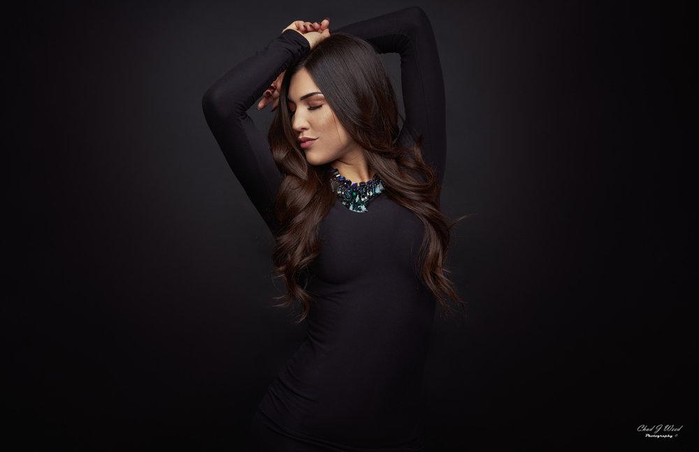 Kaylee by Mesa Arizona Fashion Portrait Photographer Chad Weed
