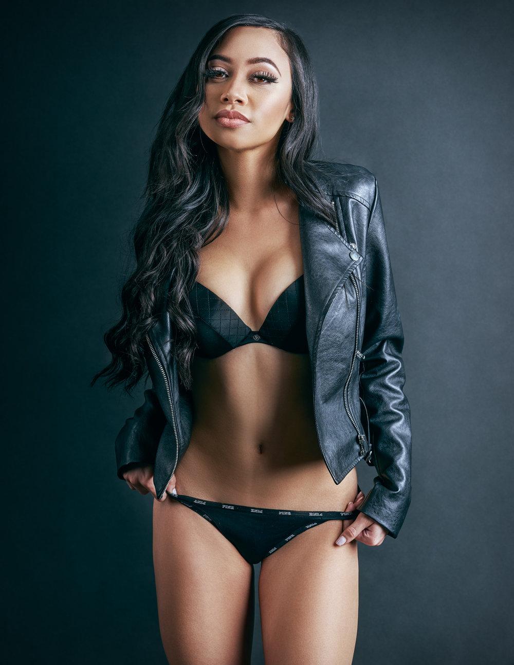 Beauty Model Alexxa by Arizona Fashion Portrait Photographer Chad Weed