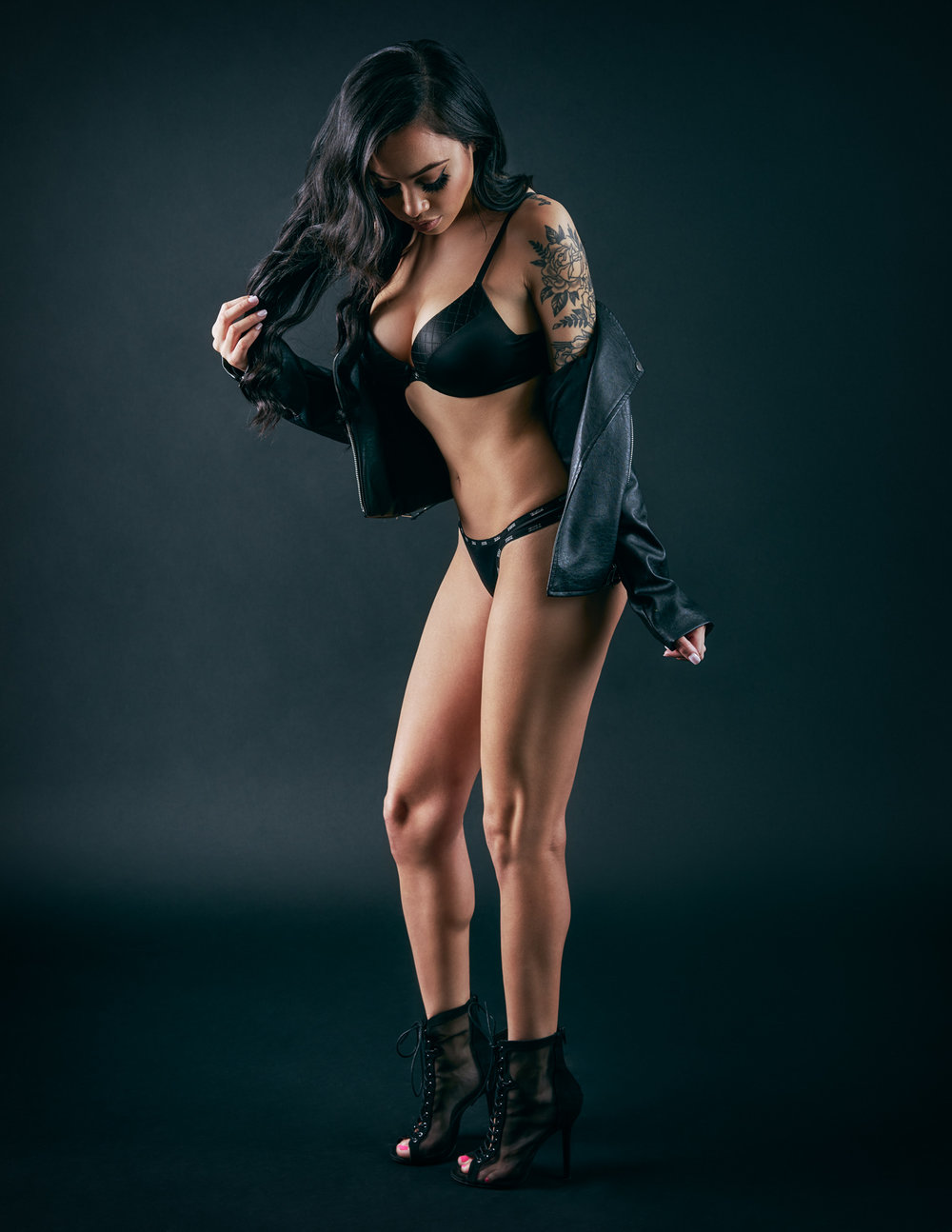 Alexxa by Arizona Fashion Photographer Chad Weed