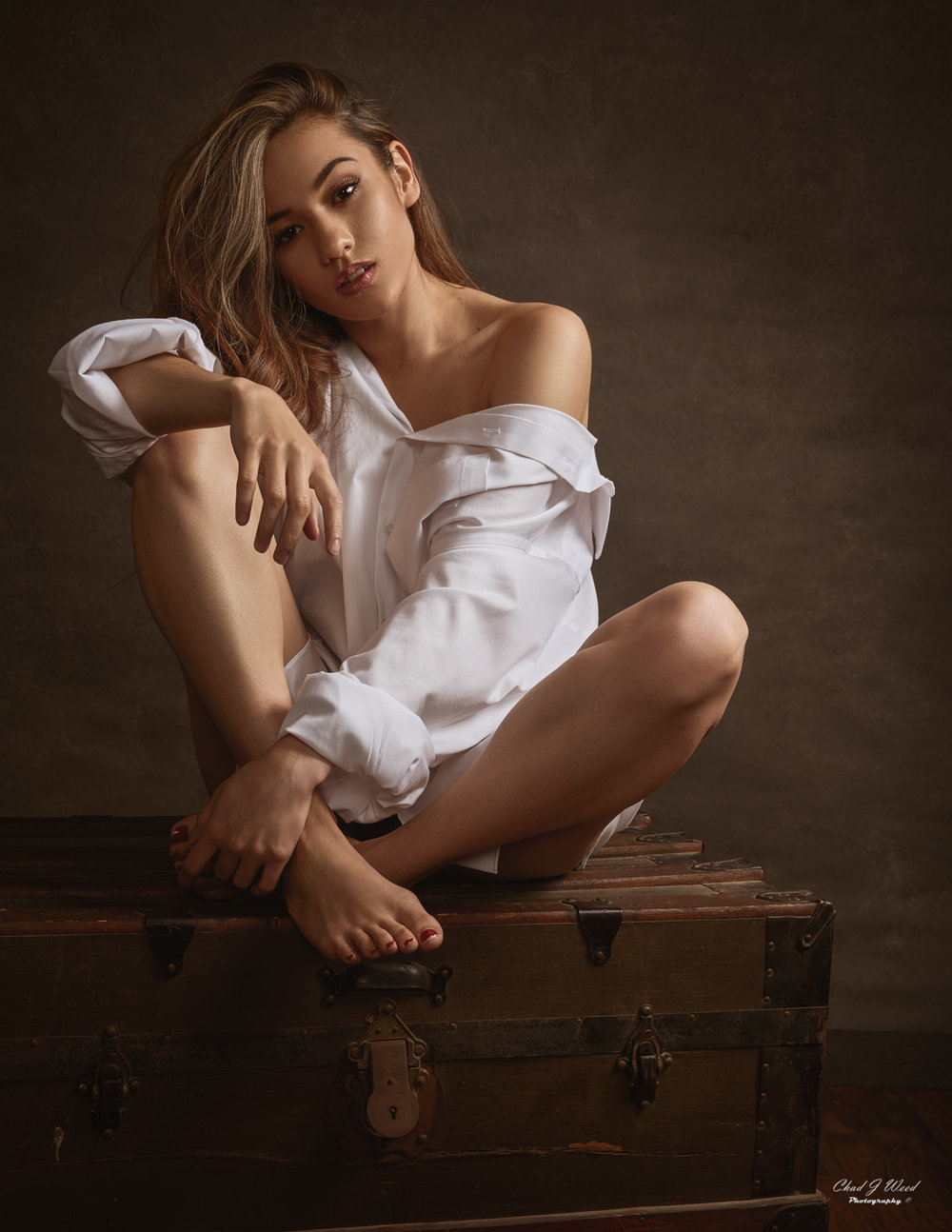 Fashion Model Candice by Arizona Fashion Photographer Chad Weed