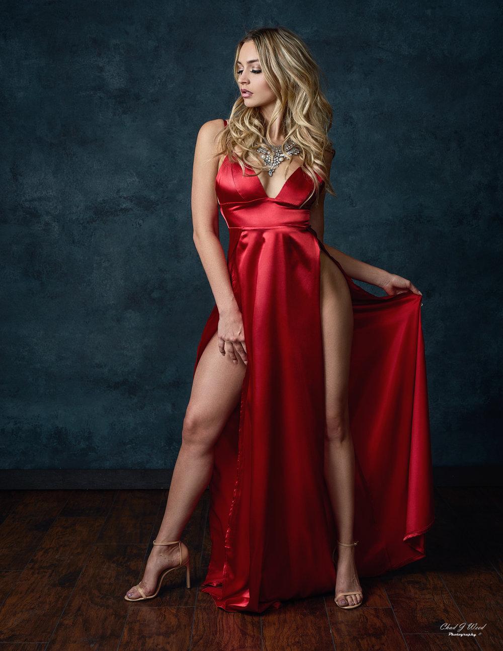 Fashion Model Shea by Arizona Fashion Photographer Chad Weed