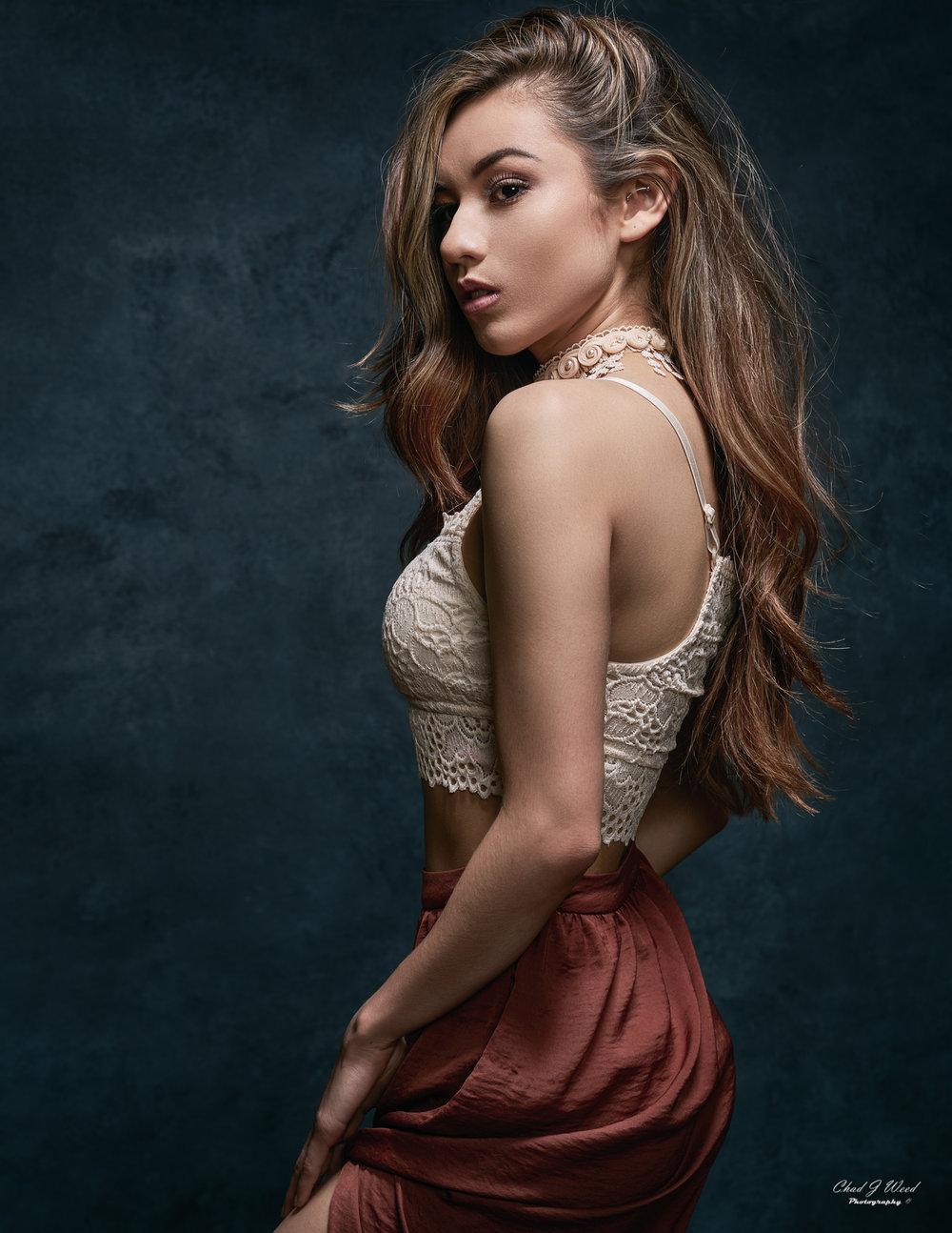 Arizona Beauty  Model Candice by Arizona Beauty Portrait Photographer Chad Weed
