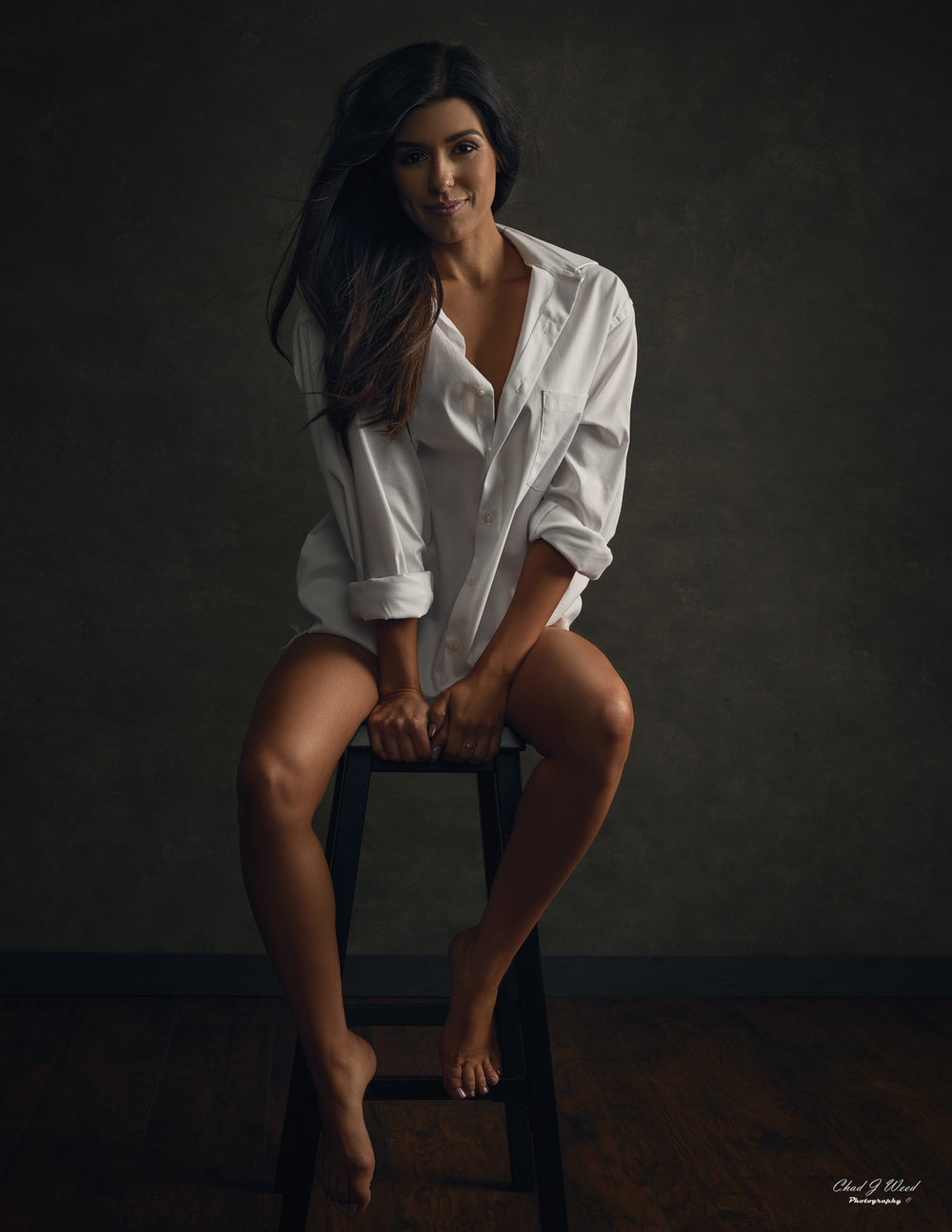 Arizona Portrait Photographer Chad Weed - Fashion Model Callie